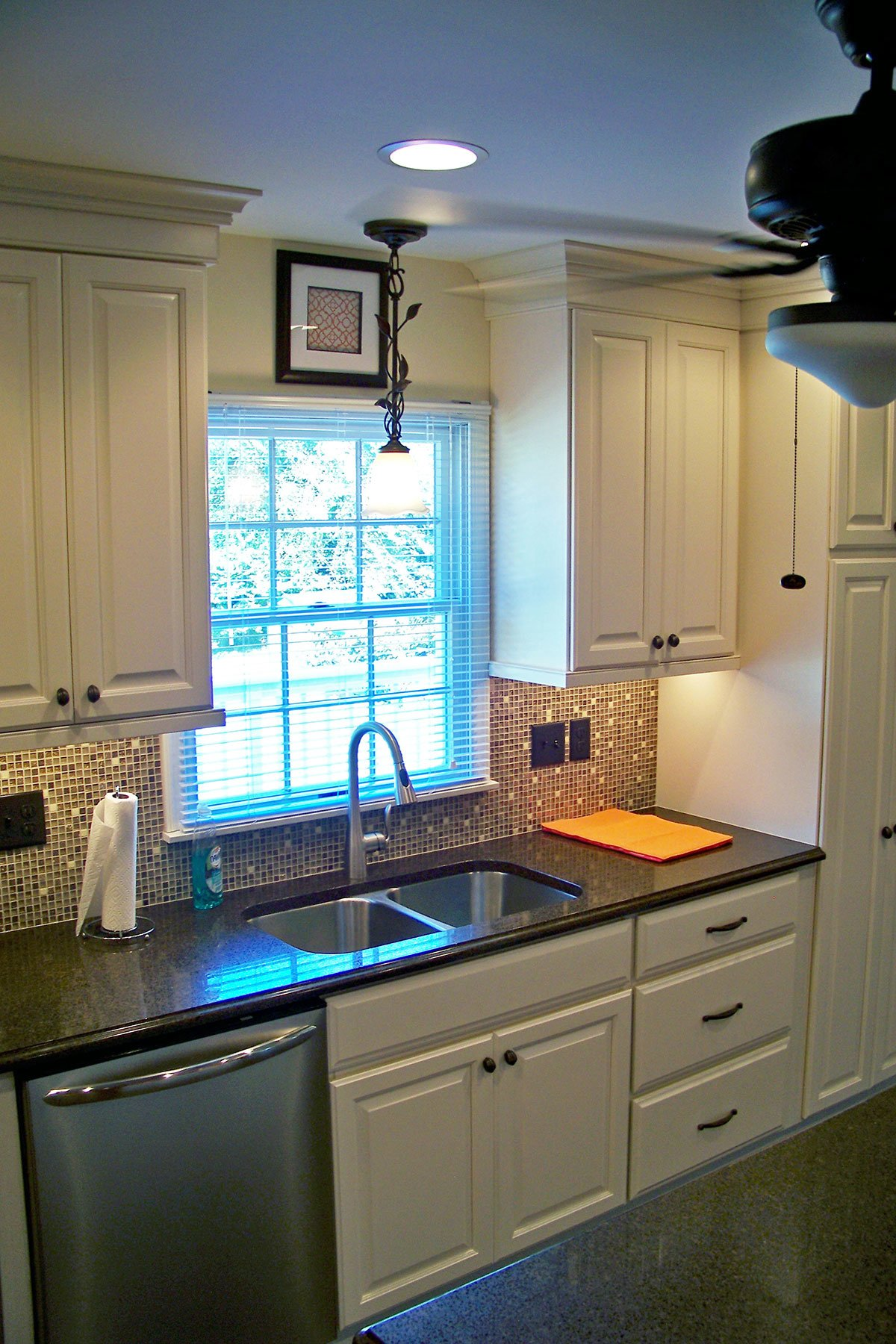 Traditional White Kitchen | Kitchen Remodeling Salisbury MD