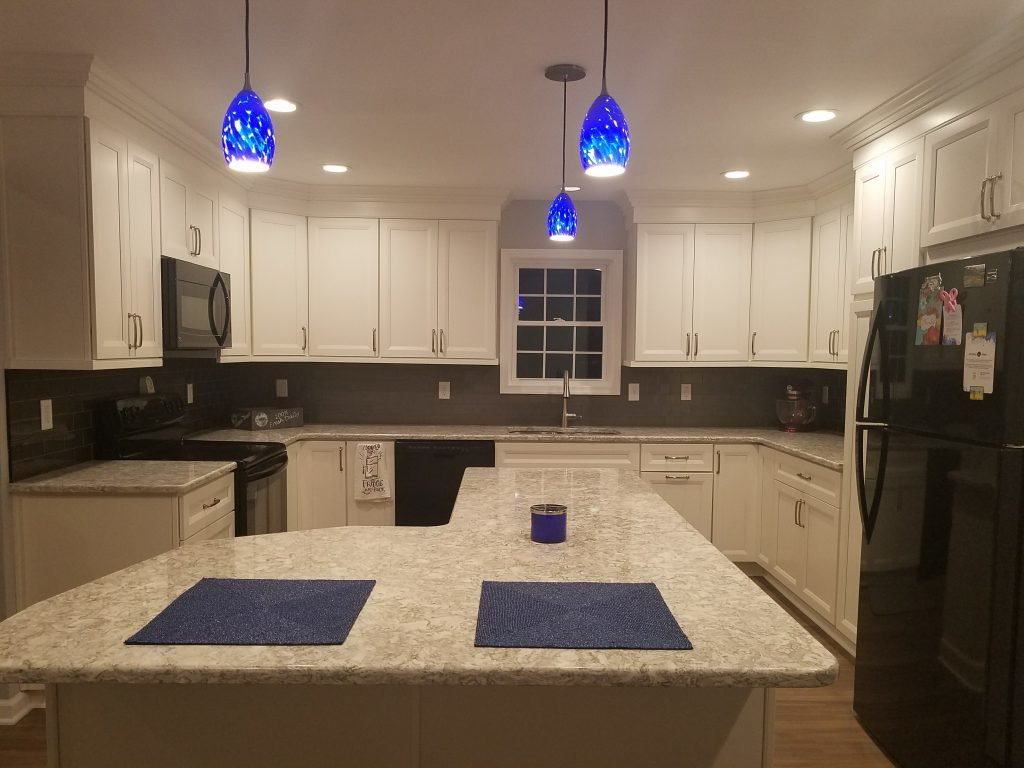 Stunning Remodel With Cambria Berwyn Countertops
