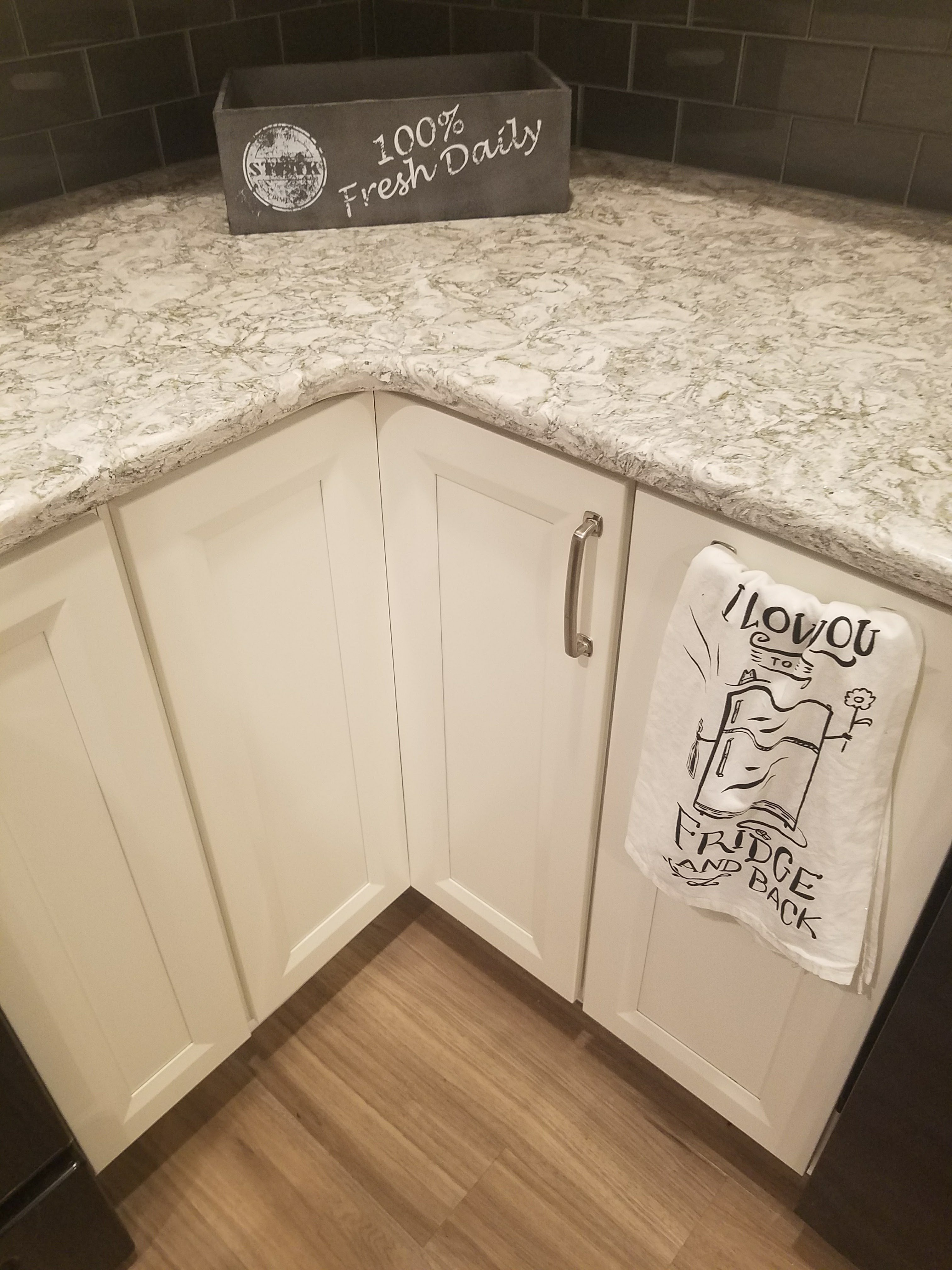 Remodel With Cambria Berwyn Countertops