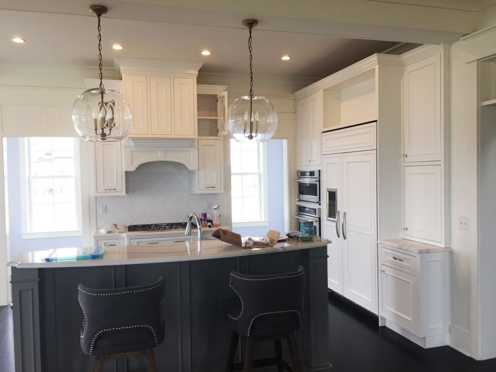 kitchen designs salisbury md inset traditional white gray kitchen remodeling salisbury md 4675