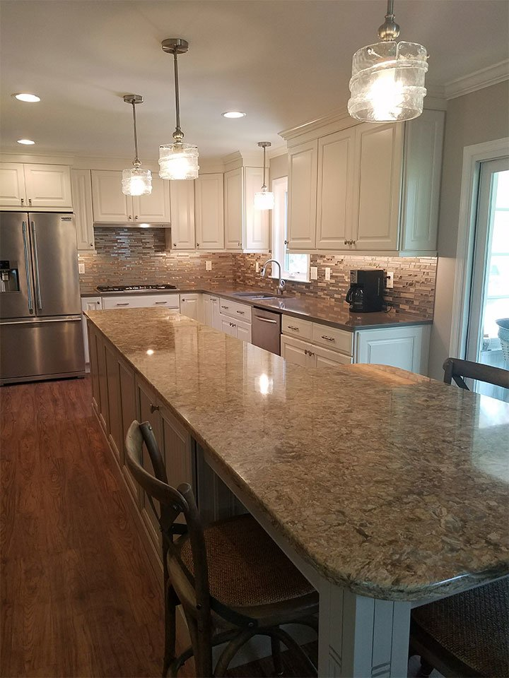 Countertops | Kitchen Remodel Salisbury MD | Kitchen ...